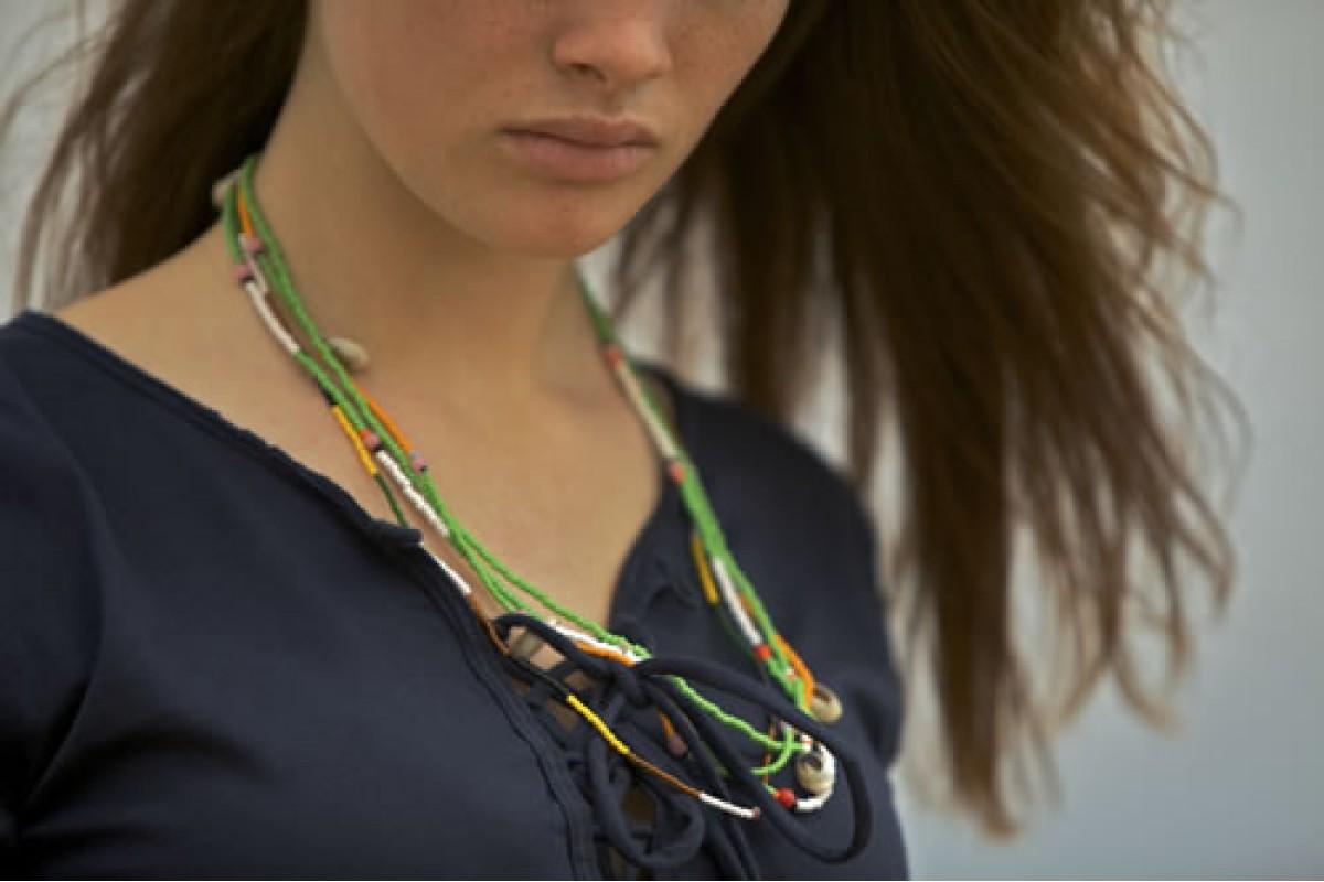 Njemps necklaces