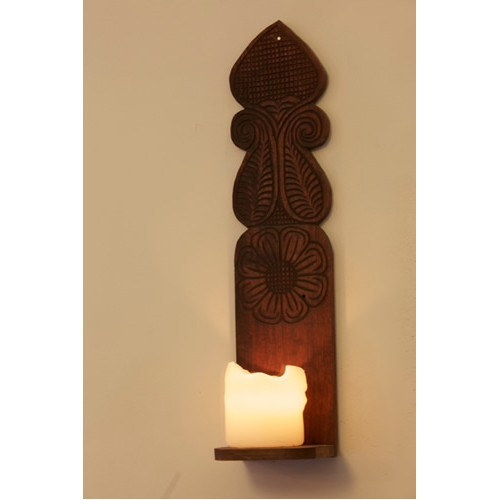 Lamu wall candles