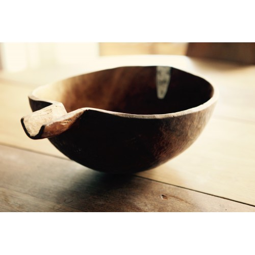 Large antique Turkana bowl